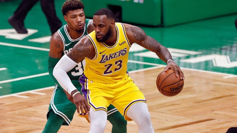 Lakers vs. Celtics score, takeaways: Kemba Walker earns first gain LeBron James as Boston dominates L.A.