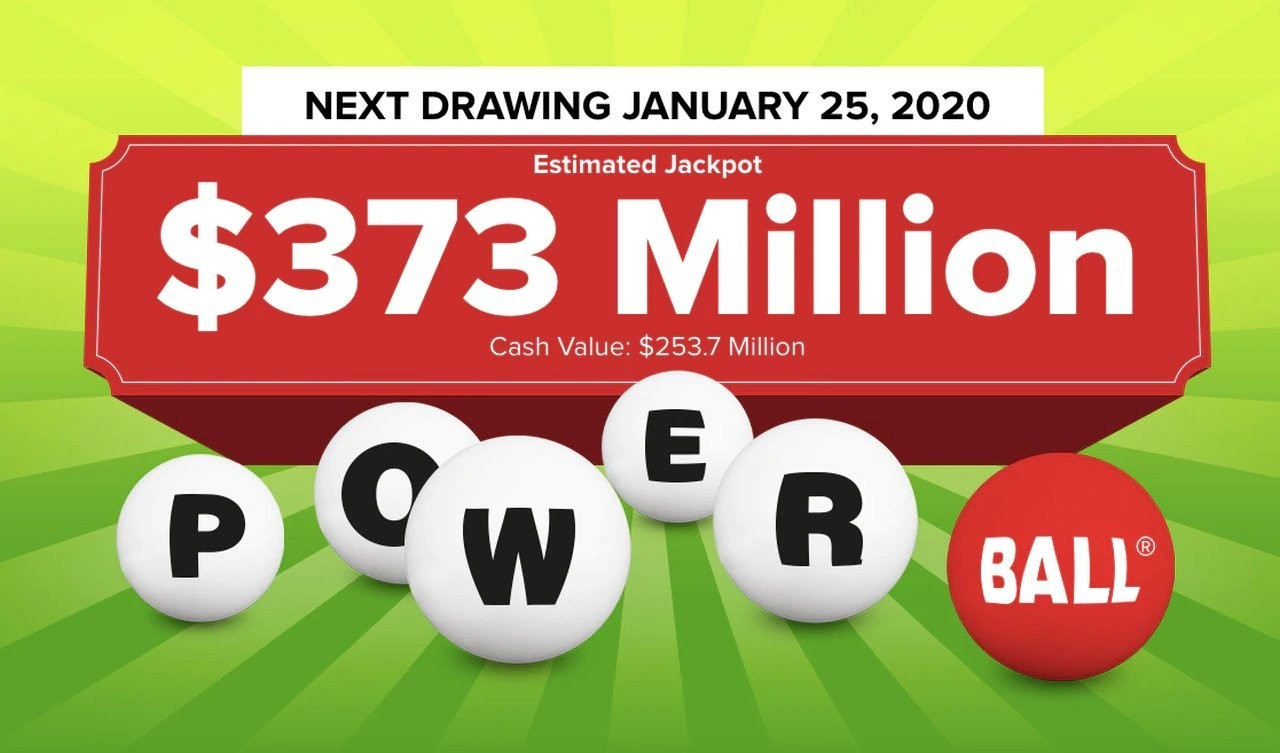 Powerball lottery: Prepared you to win Saturday's $373M Powerball illustration? Succeeding amounts, alive results (01/25/2020)