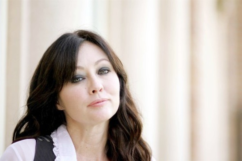 Shannen Doherty expose in an interview: I'm enduring with breast cancer