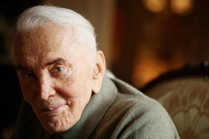 Kirk Douglas dies at 103 who was a Star of Hollywood.