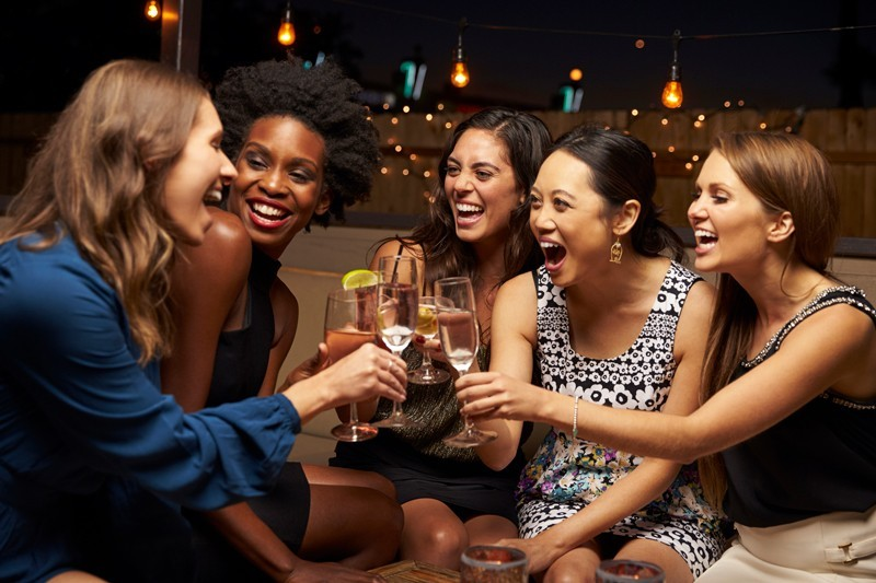 Celebrating friendships and their wellness advantages on 'Galentine's Day'