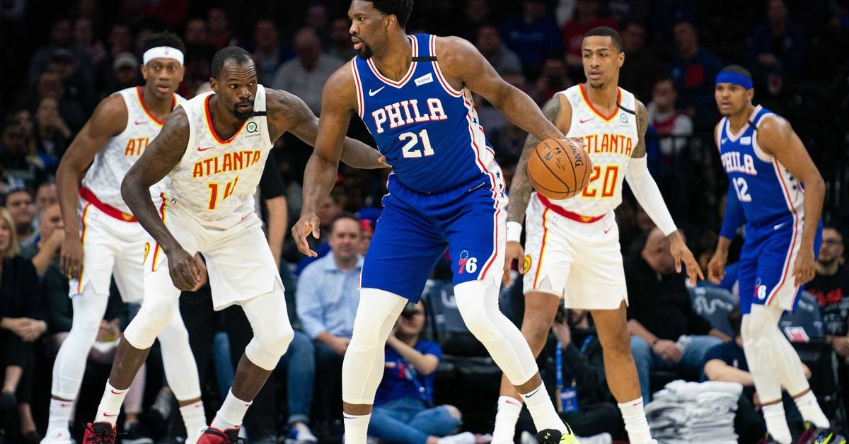 Joel Embiid's Career-High 49 Points Leads Sixers Past Hawks As Home Supremacy Continues