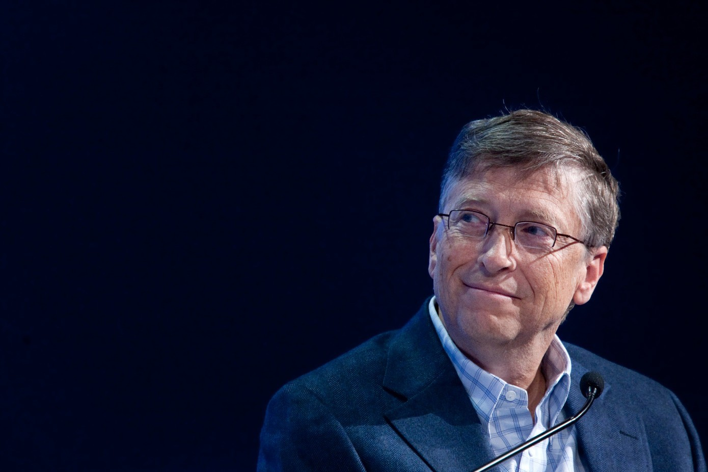 Bill Gates is leaving Microsoft and also Berkshire Hathaway's boards